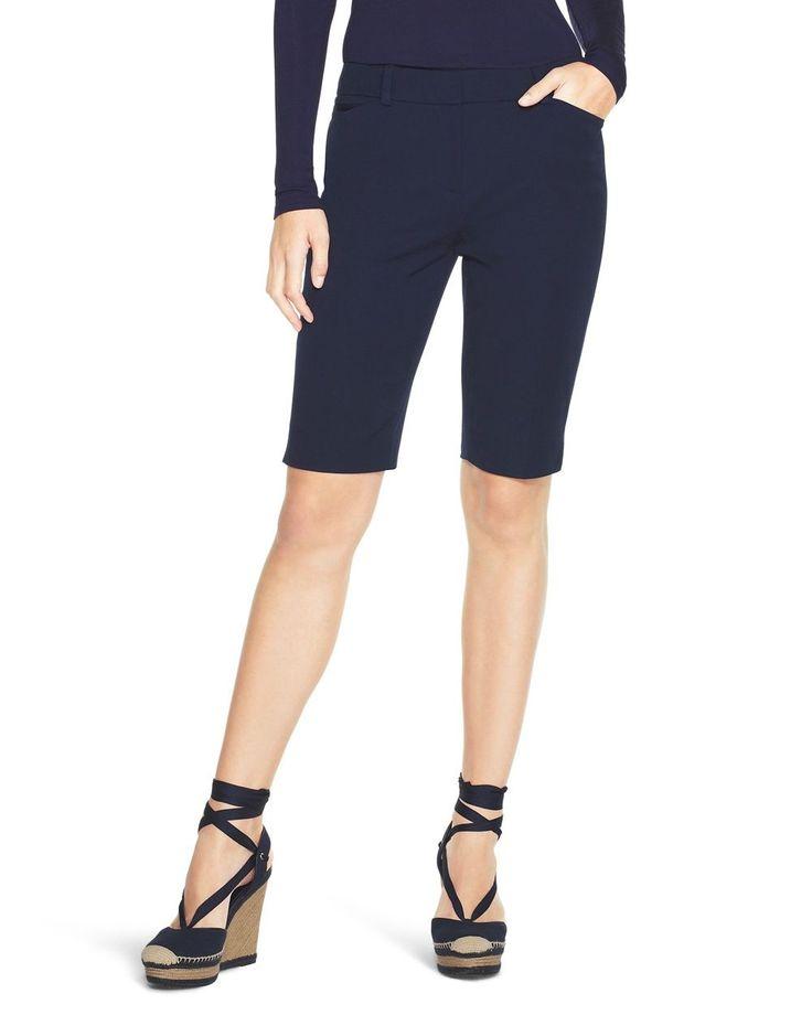 Premium Bi-Stretch Bermuda Shorts