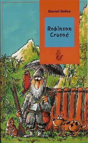Robinson Crusoé - Daniel Defoe - Lire c'est partir