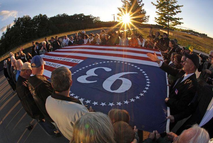 pennsylvania 9/11 flight 93 | Visitors to the Flight 93 National Memorial in Shanksville, Pa ...
