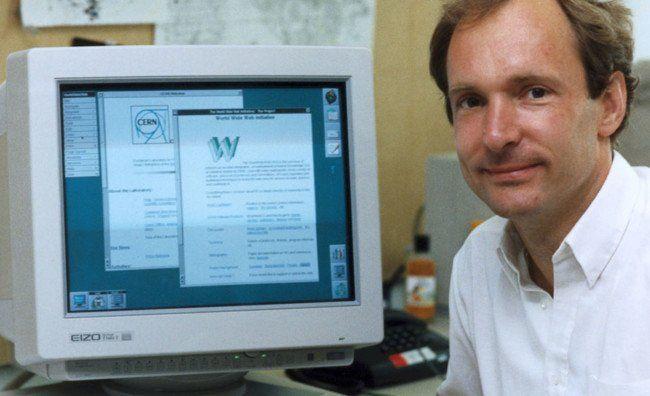 La giornata dell'internauta per celebrare i 25 anni della World Wide Web oggi…