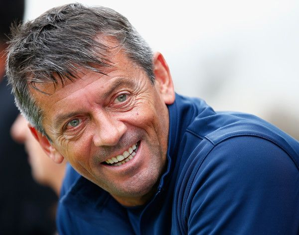 Phil Brown Photos Photos - Manager Phil Brown of Southend United during the Pre Season Friendly match between Bromley Town FC and Crystal Palace at Hayes Lane on August 2, 2016 in Bromley, England. - Bromley FC v Crystal Palace: Pre-Season Friendly