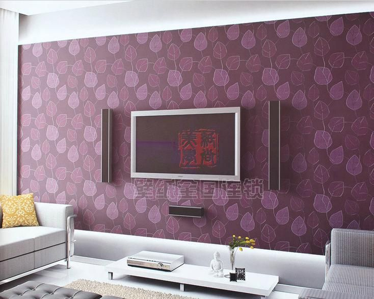 Image Result For Rooms With Purple Wallpaper Kb First Floor Pinterest And Room