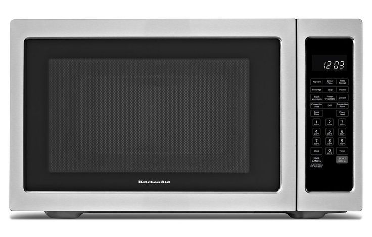 Kitchenaid Microwave Convection Oven