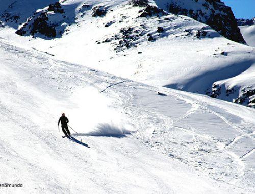 Valle Nevado - roupas