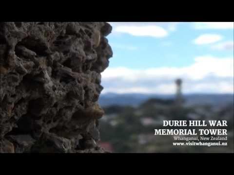 War Memorial Tower Whanganui New Zealand