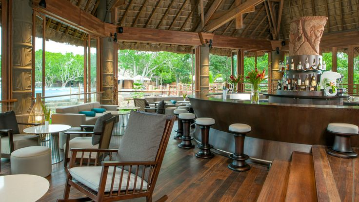 Sheraton New Caledonia Deva Spa and Golf Resort - Creek Bar