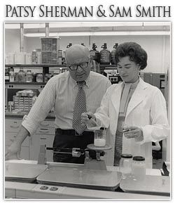 Scotchgard Stain Repellent was invented by Patsy Sherman in1953.