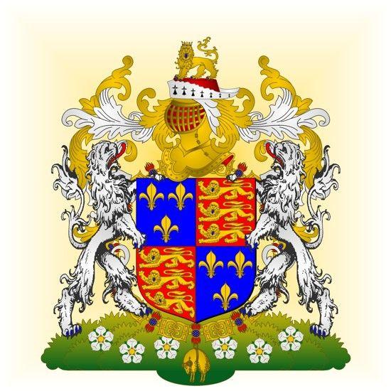 Edouard (Edward) IV d'York (Rouen, 28 avril 1442 - Westminster, 9 avril 1483) Prince d'Angleterre Comte de March, Comte de Cambridge, Comte d'Ulster, Duc d'York (1460), puis Roi d'Angleterre et Seigneur d'Irlande (1461, 1re fois), puis Roi titulaire d'Angleterre et Seigneur titulaire d'Irlande (1470), puis Roi d'Angleterre et Seigneur d'Irlande (1471, 2de fois)