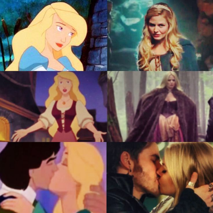 I am onto you Once Upon a Time. Emma Swan is undoubtably the Swan Princess. I mean the name.. the wardrobe.. princess. Coincidence.. I think not. OUAT