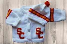 USC Baby Sweater