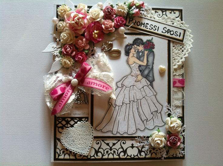 Bröllopskort!