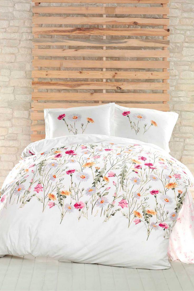 Vendita Clasy / 25606 / Biancheria da letto / Parure - natura / Parure Copripiumone Bianco