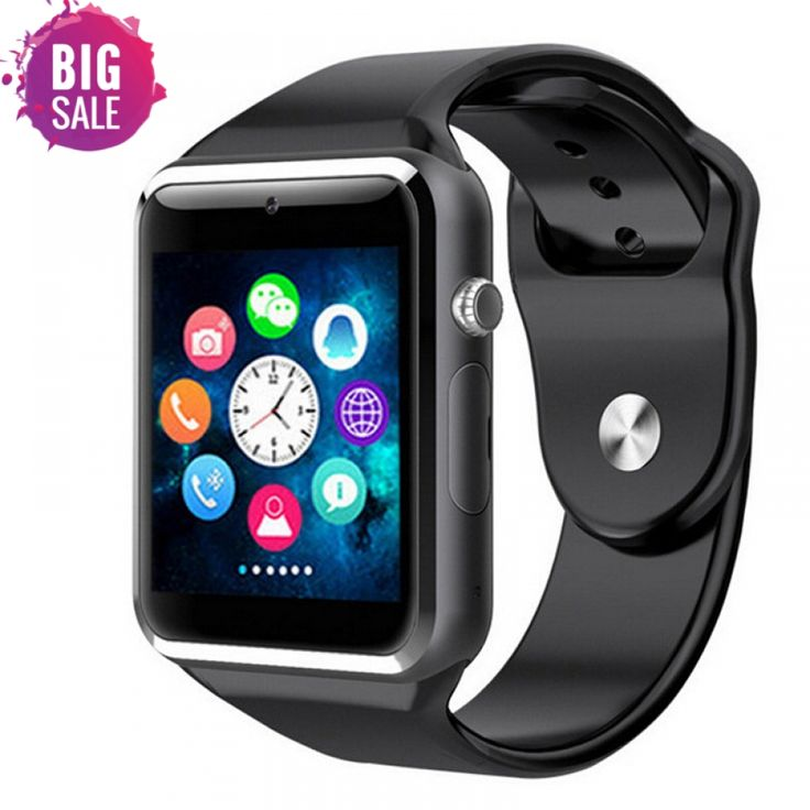 Best health monitor smart watch and fitness band online