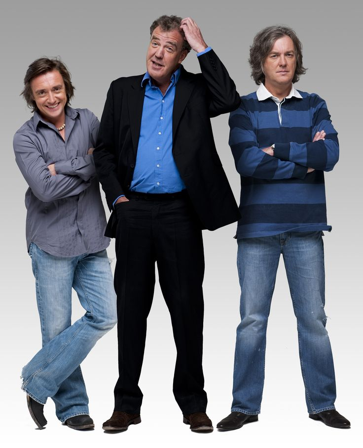 top gear jeremy clarkson james may richard hammond. Black Bedroom Furniture Sets. Home Design Ideas