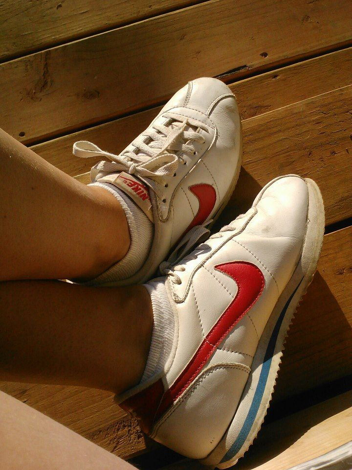 Old school 70's Nike's
