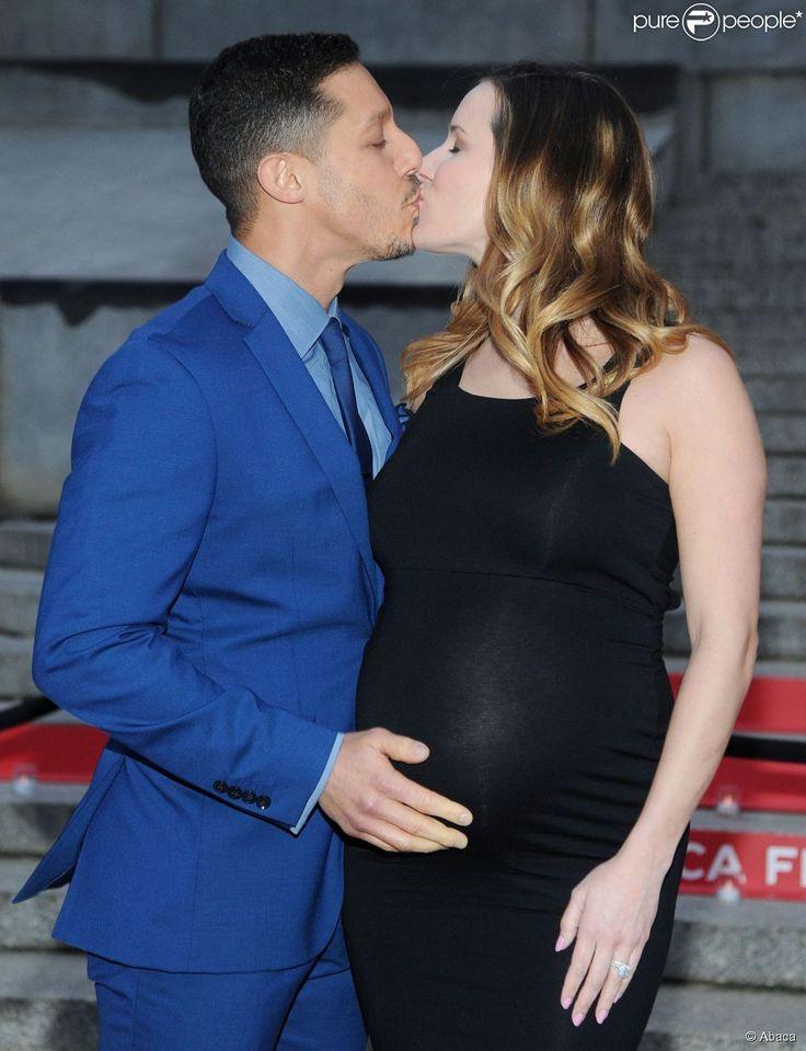 Theo Rossi and Meghan Mcdermott. A real true love kiss!!!! ks;)
