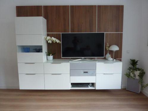ikea besta uppleva 2 1 home cinema kasten tv meubels studeer knutselkamer pinterest. Black Bedroom Furniture Sets. Home Design Ideas