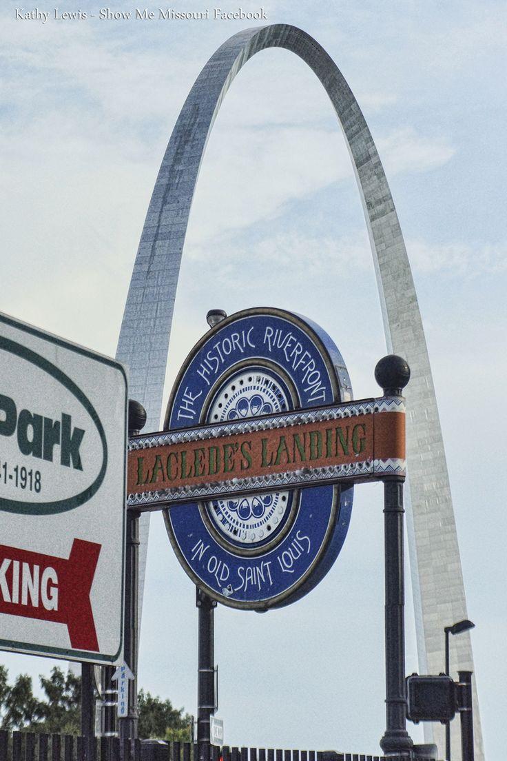 Laclede's Landing - St. Louis, Missouri