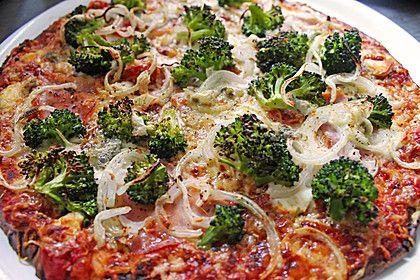 Low Carb Pizza aus Frischkäseteig, ein gutes Rezept aus der Kategorie Backen. Bewertungen: 29. Durchschnitt: Ø 4,0.