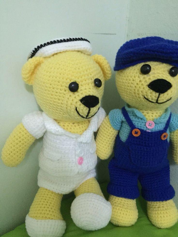 พยาบาล+หมีใส่เอี๊ยม