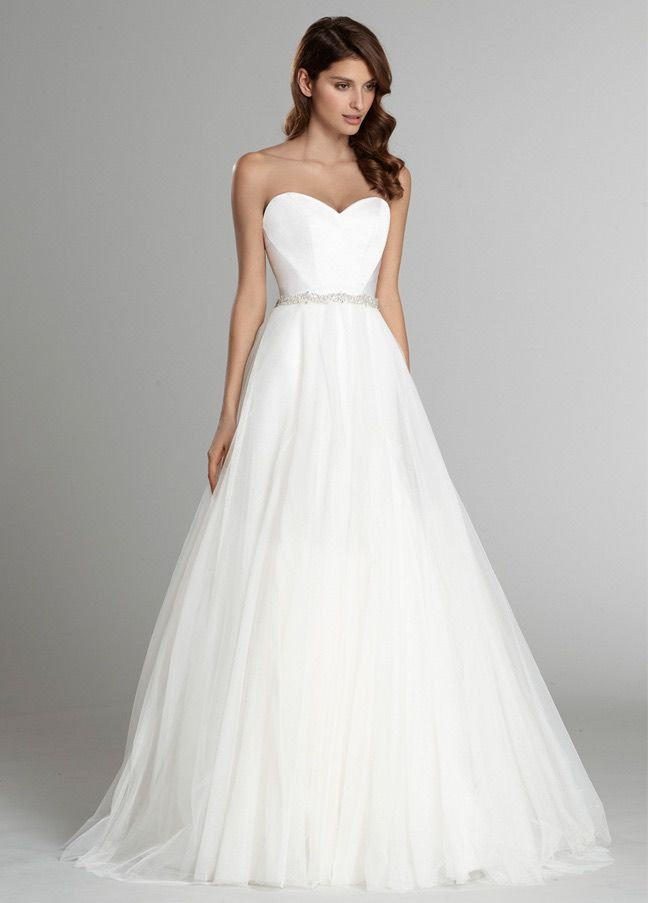 Elegant Alvina Valenta wedding dress idea