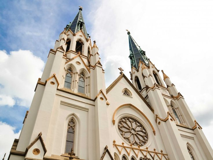 It is free to tour Savannah's historic Cathedral of St. John the Baptist