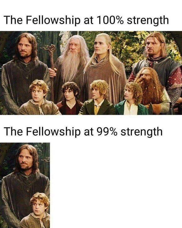 Relationship Adjourn Lord Of The Rings Lotr Hobbit Memes
