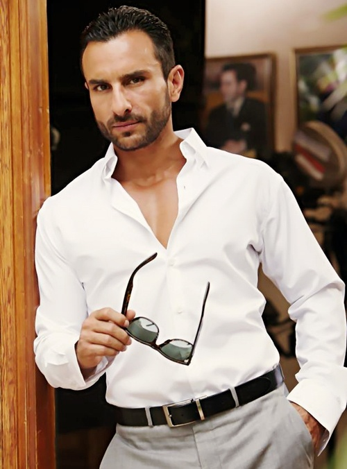 Saif Ali Khan- hes a freakin raja who wouldn't wanna marry him?