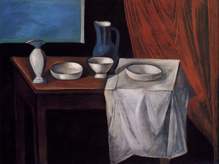 Andre Derain - The Table, 1911