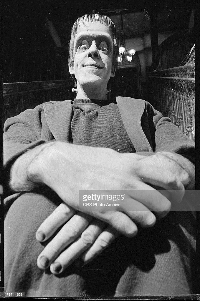the munsters episode prehistoric munster episode season originally aired march image dated january pictured is fred gwynne as herman munster - Munsters Halloween Episode