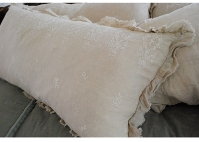 Shabby Chic Body Pillow Cover : 17 Best images about Body pillows on Pinterest Linen duvet, Olivia d abo and Satin