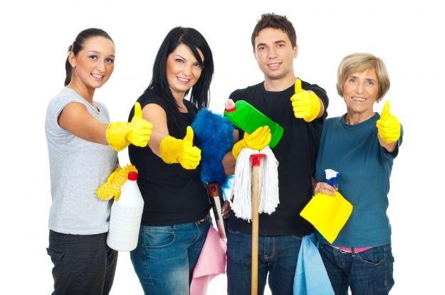 25 trucos para la limpieza