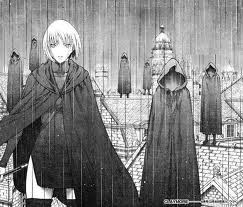 Claymore. Will always be one of the best anime shows I've seen