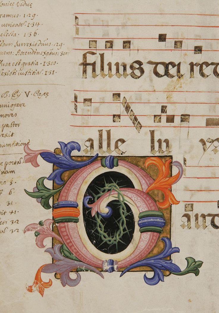 Corona di spine autore: Beato Angelico  tecnica: tempera e pennello