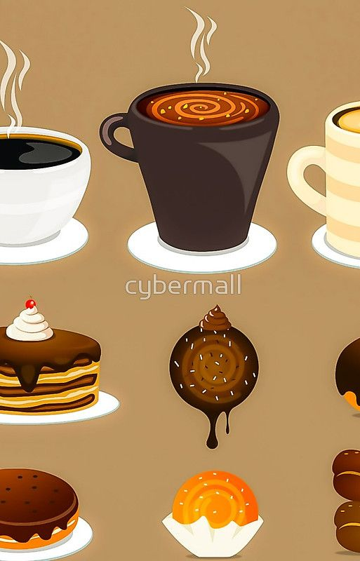Dessert Time Collection Flat Designs 25% offiPhone Cases,Samsung Cases&iPhone Wallets. UseONTHECASE25at checkout.