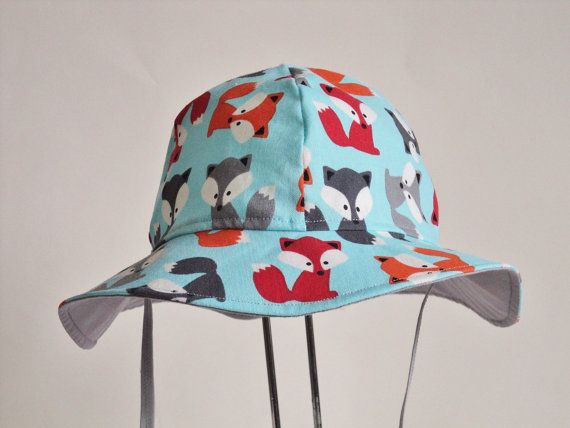 Hey, I found this really awesome Etsy listing at https://www.etsy.com/listing/104405041/fox-baby-sun-hat-toddler-sun-hat-baby