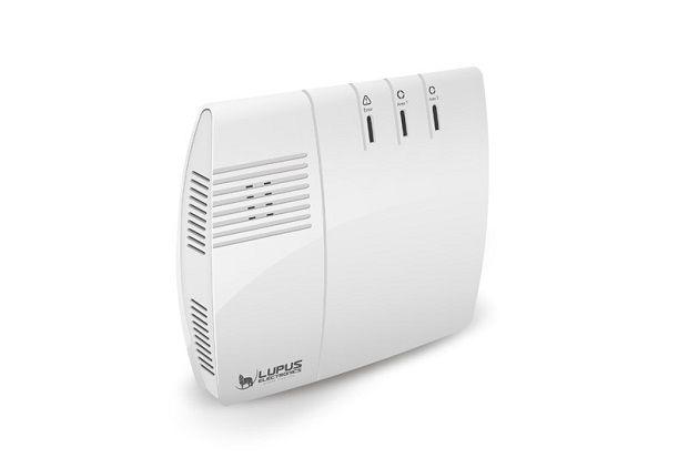 Lupusec-XT1 IP-Funkalarmsystem Starter Pack | Beruhigt im Urlaub  Für die Hausüberungwachung von unterwegs hat Lupus Electronics das Sicherheitspaket Lupusec-XT1 Starter Pack entwickelt, das wie ein Wachhund agiert.  #smarthome #tech #technews #smarttech #sicherheit #security #alarmanlage #connected #automation