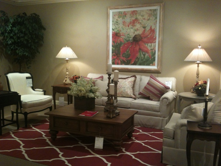 Ethan Allen Living Room My Future Home Pinterest