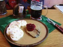 Comfort food from the Czech Republic: Svickova na smetane   European Cuisines
