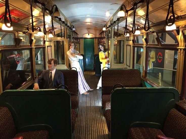 London Transport Museum - O museu do transporte de Londres - Dri Everywhere