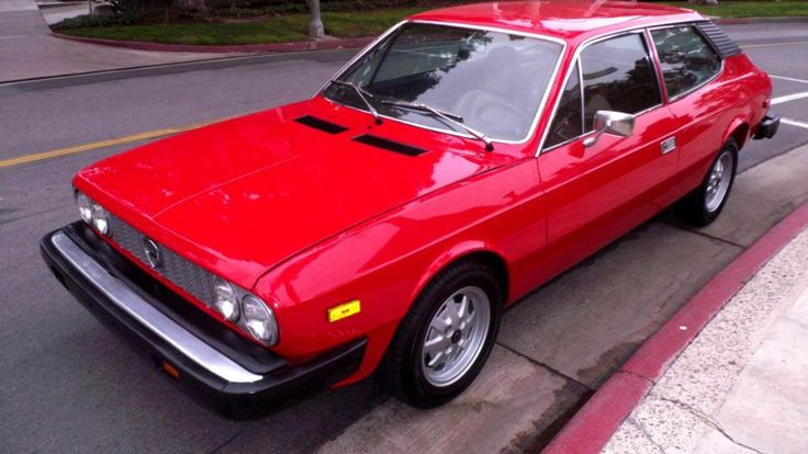 1977 Lancia Beta HPE