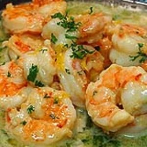 MyFridgeFood - Butterless Shrimp Scampi