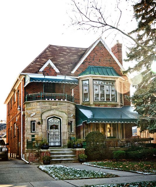Florence Ballard's home, 3767 Buena Vista, Detroit, MI | Flickr - Photo Sharing!
