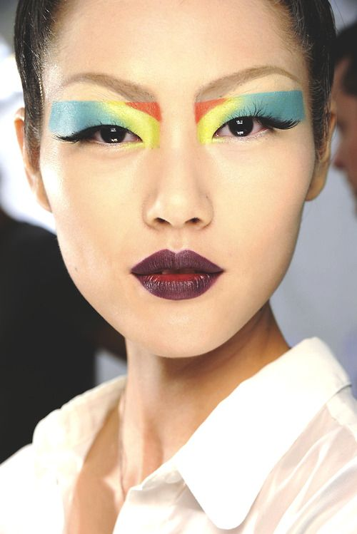 Liu Wen for Christian Dior Haute Couture AW 2010