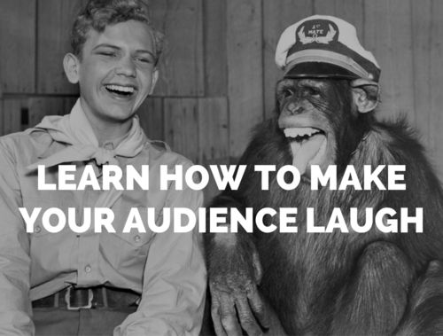 Leave Them In Stitches: How to Create A Funny Presentation — Prezi Blog
