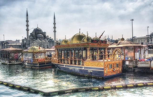 Eminönü Meydanı - Istanbul