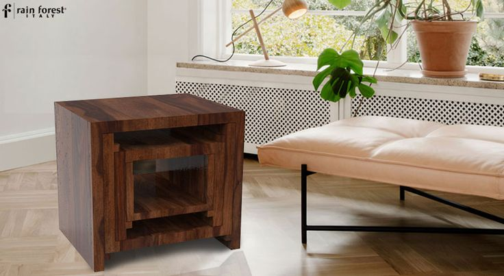 Consuming up the room of only one table, the second settled table is promptly accessible at whatever point required - for engaging, diversion evenings.  #rainforestitaly #furniture #homefurniture #wooden #lifestyle #decor #homedecor #interior #table #unusualdesigns #onlinebuy #coffee #coffeetable #centretable #livingroom