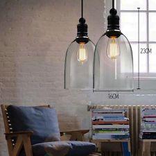 Vintage Ceiling Light Glass Pendant Lamp Chandelier New Kitchen Lighting Decor