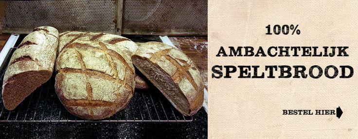 Bestel Speltbrood en Speltpasta online bij Speltfood.nl