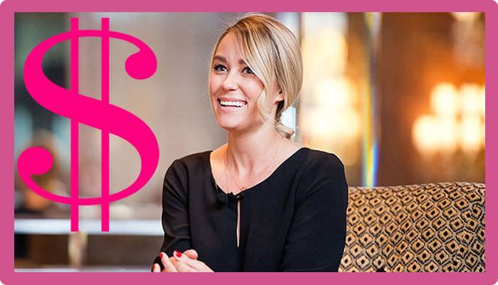 Lauren Conrad Net Worth - Just How Rich She Is? #LaurenConradNetWorth #LaurenConrad #gossipmagazines